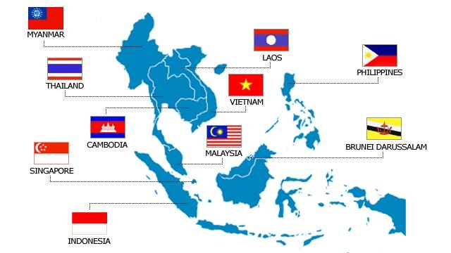 Negara Yang Terletak Paling Utara Di Asean Yaitu