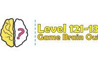 Kunci Jawaban Brain Out Level 121, 122, 123, 124, 125, 126, 127, 128, 129, 130
